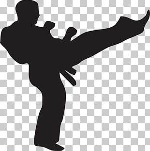 Karate Martial Arts Black Belt Kickboxing PNG