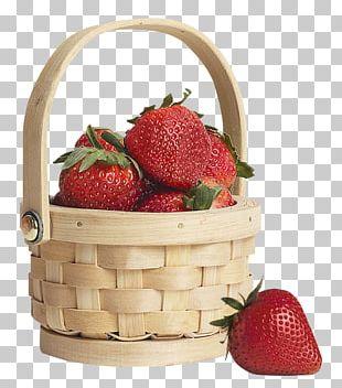Strawberry Frutti Di Bosco Basket PNG