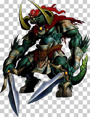 The Legend Of Zelda: Ocarina Of Time 3D Ganon Link The Legend Of Zelda: Twilight Princess HD PNG