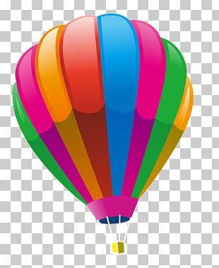 Hot Air Ballooning オアシス PNG