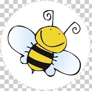 Western Honey Bee Drawing Bumblebee PNG