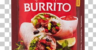 Burrito Taco Fajita Tex-Mex Mexican Cuisine PNG