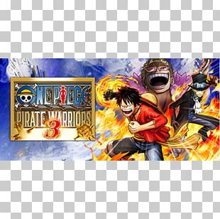 One Piece: Pirate Warriors 3 Steam Video Game PNG