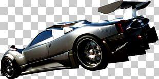 Pagani Zonda R Sports Car Ferrari FXX PNG