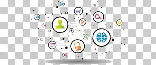 Social Media Customer Relationship Management Social CRM Marketing PNG