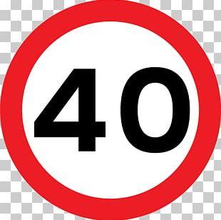 Traffic Sign Speed Limit Warning Sign Regulatory Sign PNG