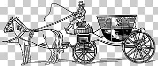 Horse And Buggy Carriage Horse-drawn Vehicle Chariot PNG