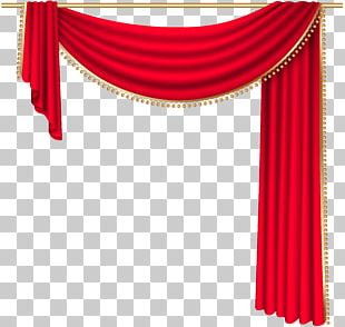 Curtain Rod Window Theater Drapes And Stage Curtains PNG