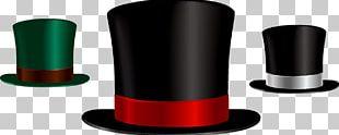 Top Hat Magic PNG