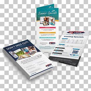 Advertising Printing Brochure Flyer Printer PNG