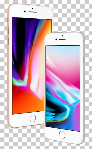 Apple IPhone 8 Plus IPhone X Apple IPhone 7 Plus Telephone Smartphone PNG