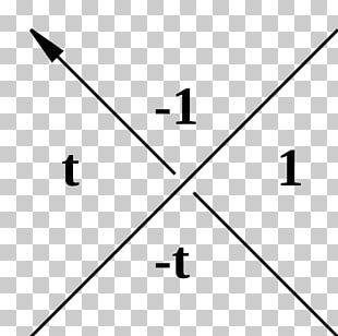 Line Point Angle White Number PNG