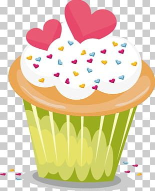Cupcake Icing Bakery Muffin PNG