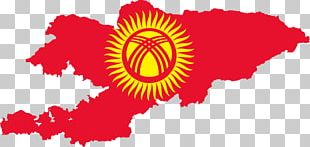 Flag Of Kyrgyzstan Map National Flag PNG