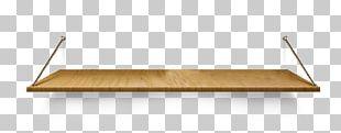 Table Shelf Wood Angle PNG