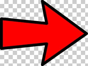 Arrow Red Right PNG