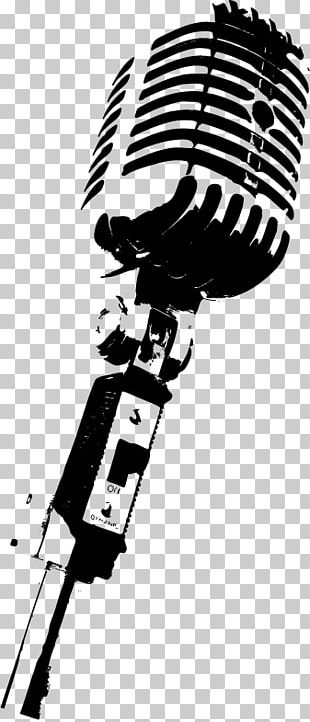 Microphone Paper T-shirt Poster PNG