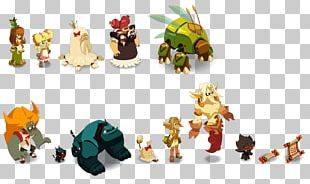 Wakfu Sprite Video Game Character PNG