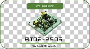 Microcontroller Electronics Amplifier Electronic Component TV Tuner Cards & Adapters PNG