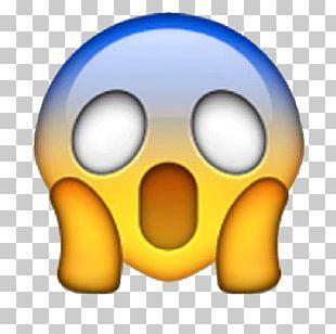 Pile Of Poo Emoji Emoticon Sticker Screaming PNG