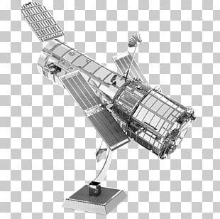 Hubble Space Telescope Low Earth Orbit Metal NASA PNG