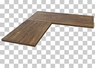 Standing Desk Plywood Solid Wood PNG