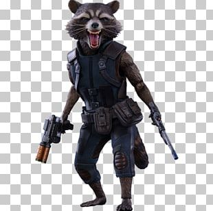 Yondu Rocket Raccoon Groot Action & Toy Figures Hot Toys Limited PNG