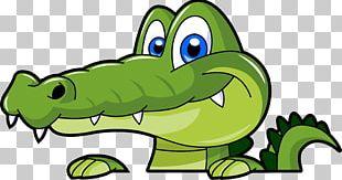 Alligator Crocodile Clip PNG