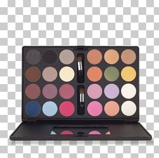 Morphe 35O2 Second Nature Eyeshadow Palette Eye Shadow Color Cosmetics PNG