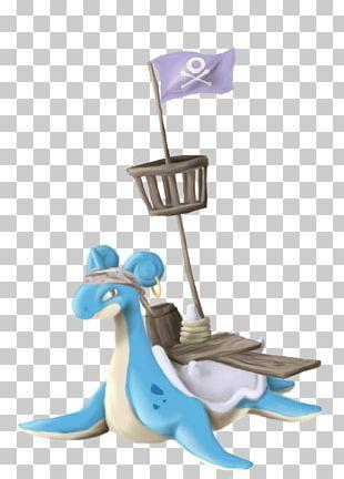 Pirate Lapras Art Pokémon Jolly Roger PNG