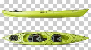 Sea Kayak Necky Manitou II Elaho River Boat PNG