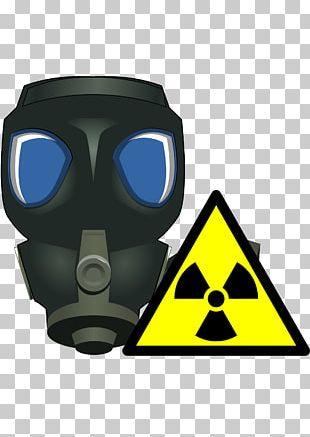 Warning Label Radiation Hazard Symbol Radioactive Decay PNG