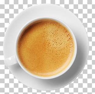 White Coffee Cappuccino Ristretto Cuban Espresso PNG