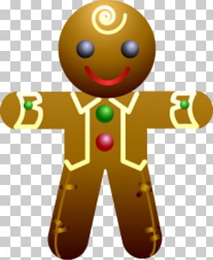 Gingerbread Man Computer Icons Male PNG