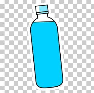 Water Bottles Glass Bottle Liquid PNG