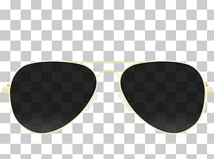 Aviator Sunglasses Ray-Ban Polarized Light PNG