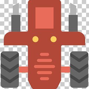 Tractor Scalable Graphics Agriculture Icon PNG