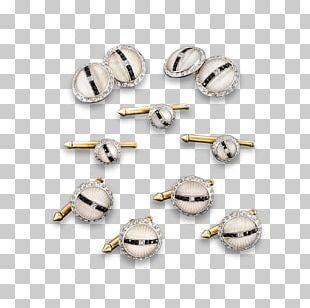 Silver Body Jewellery Jewelry Design PNG