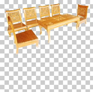 Table Chair Furniture Couch Bed PNG