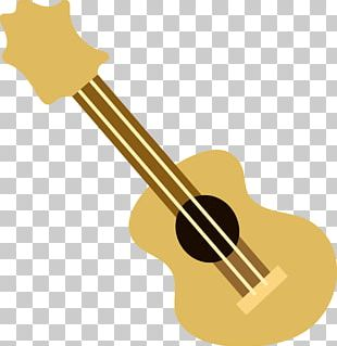 Ukulele Bass Guitar Musical Instruments String Instruments PNG
