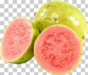 Common Guava Tropical Fruit Strawberry Guava PNG
