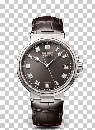 Breguet Baselworld Automatic Watch Marine Chronometer PNG