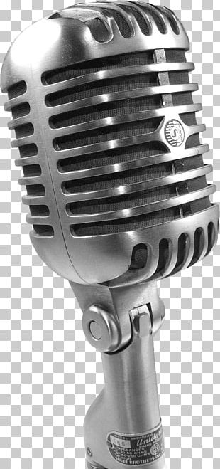 Microphone Musician Singing Artist PNG