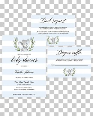 Wedding Invitation Baby Shower Party Birthday Bridal Shower PNG