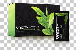 Matcha Green Tea Energy Drink PNG