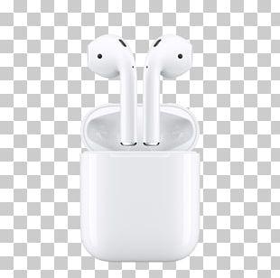 Apple AirPods Headphones IPhone PNG