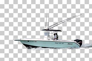 Boat Fishing Vessel PNG
