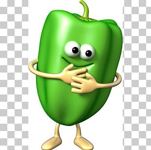 Bell Pepper Smiley Emoticon Chili Pepper PNG