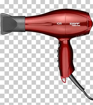 Hair Dryers Taiff Tourmaline Íon Cabelo Red PNG