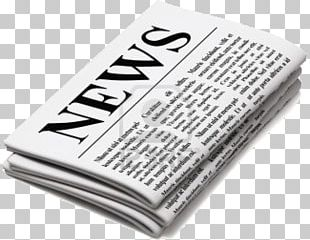 Newspaper Journalism Reading Writing PNG
